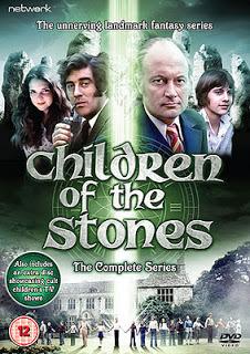 Children Of The Stones (HTV, 1977) DVD