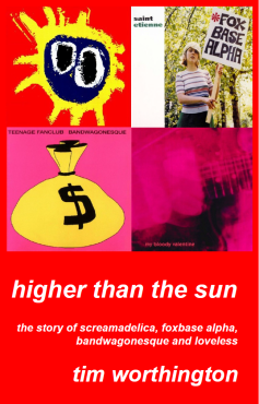 Higher Than The Sun - Front Cover