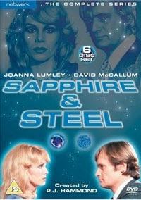 Sapphire And Steel (ATV, 1979-82) DVD