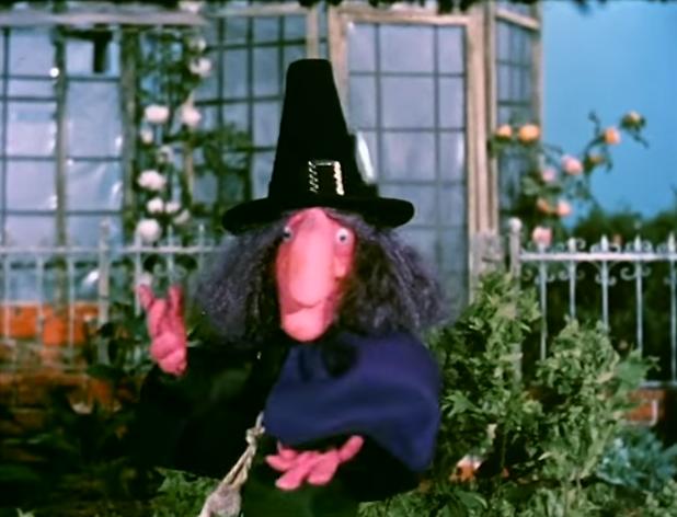 Belladonna from The Herbs: Belladonna The Witch (BBC1, 1968).
