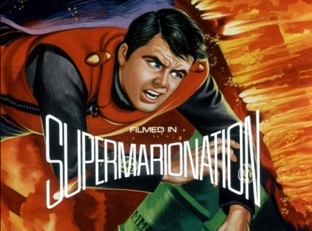 Captain Scarlet And The Mysterons - end titles.