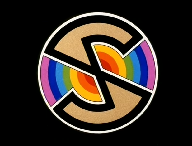 Spectrum logo from Captain Scarlet And The Mysterons (ITC, 1967).