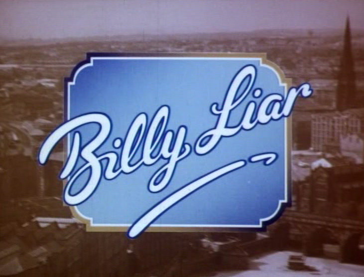 Billy Liar: Billy And The Gift Of The Magi (LWT, 1973).
