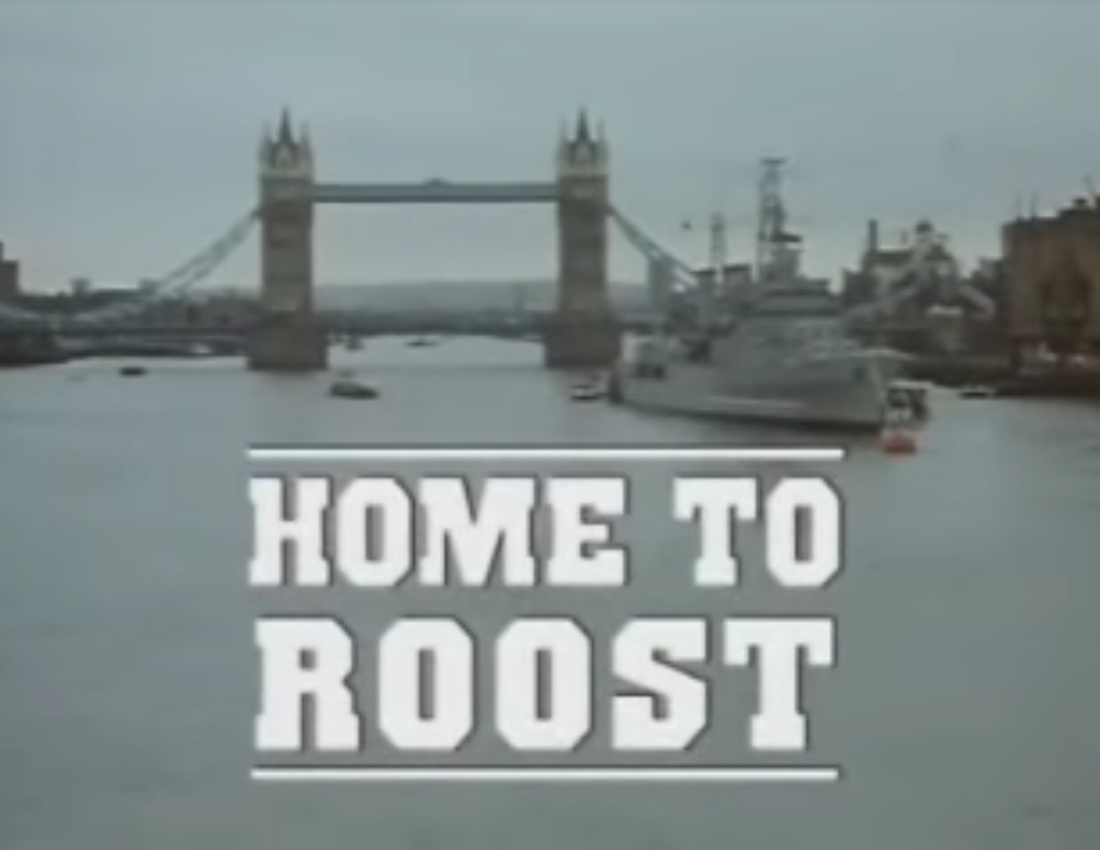 Home To Roost: Family Ties (Yorkshire, 1987).