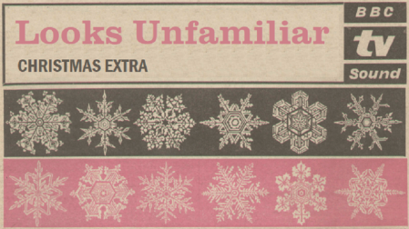 Looks Unfamiliar Christmas Extra, with Tim Worthington, Ben Baker, Phil Catterall and Darrell Maclaine.