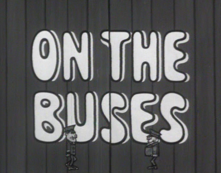 On The Buses: Christmas Duty (LWT, 1970).