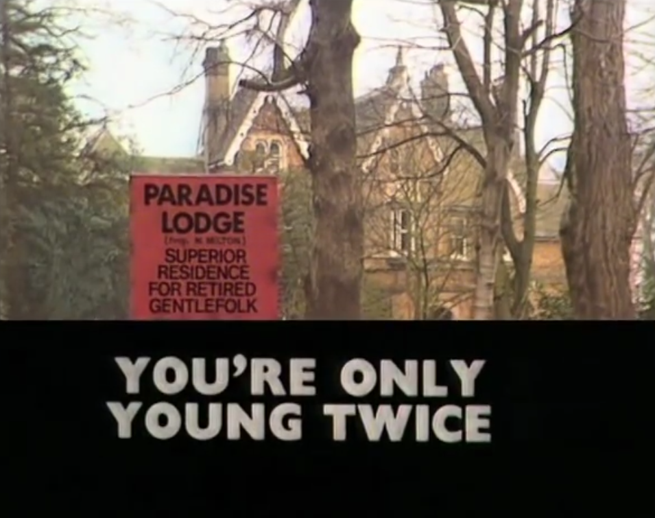 You're Only Young Twice: 'Twas The Night Before Christmas (Yorkshire, 1980).