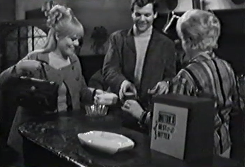 Wendy Richard, Anthony Verner and Vanda Godsell in The Newcomers (BBC1 1967)