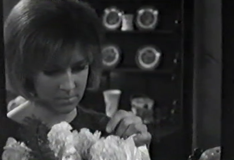 Sandra Payne in The Newcomers (BBC1 1967)