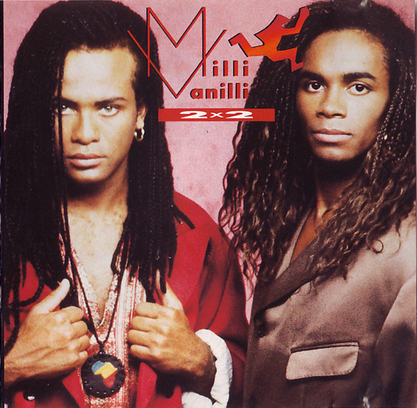 'Rob' and 'Fab' from Milli Vanilli.