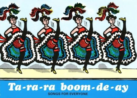 Ta-Ra-Ra Boom-De-Ay, as discussed by Tim Worthington and writer Una McCormack in Looks Unfamiliar.