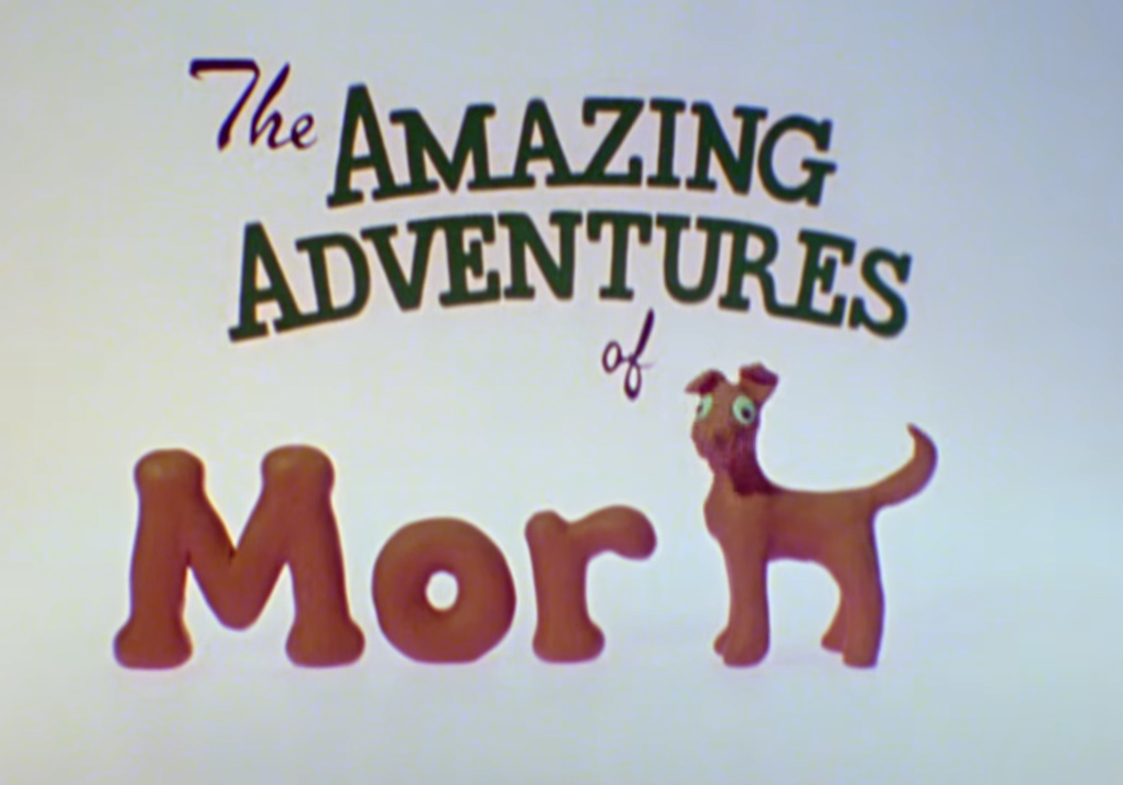 The Amazing Adventures Of Morph - listen to Tim Worthington, Emma Burnell and Jonny Trunk talking about the lost original theme song by Georgie Fame in Looks Unfamiliar.