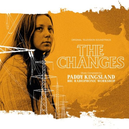 The Changes by Paddy Kingsland and the BBC Radiophonic Workshop - front cover.