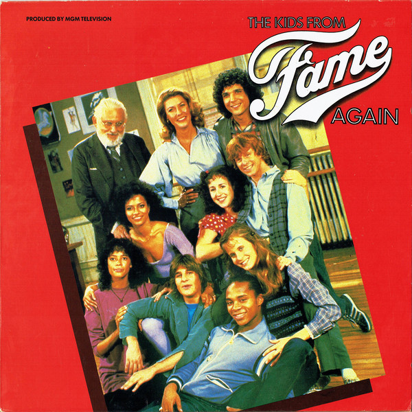 The Kids From Fame Again, as discussed by Tim Worthington and writer Paul Kirkley in Looks Unfamiliar.