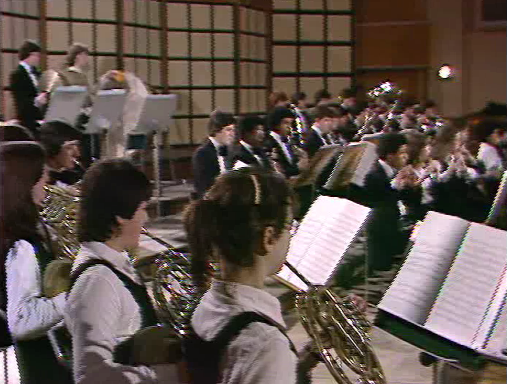 Music Time: Lieutenant Kije (BBC1, 1979).