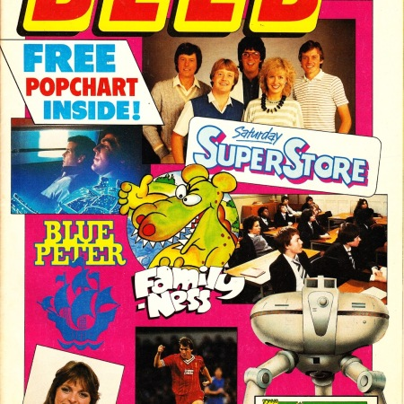 BEEB Magazine, as discussed by Tim Worthington and writer James Gent in Looks Unfamiliar.