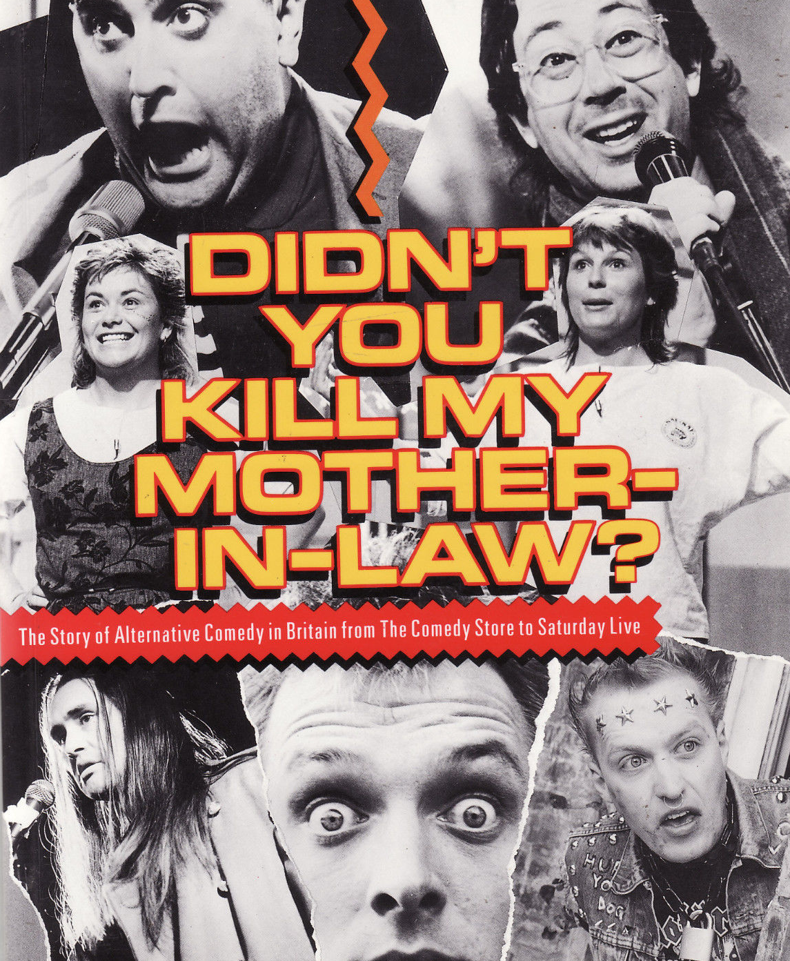 Didn't You Kill My Mother-In-Law? by Roger Wilmut (Methuen, 1989).