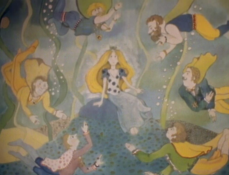 Bagpuss - The Frog Princess (BBC1, 1974).