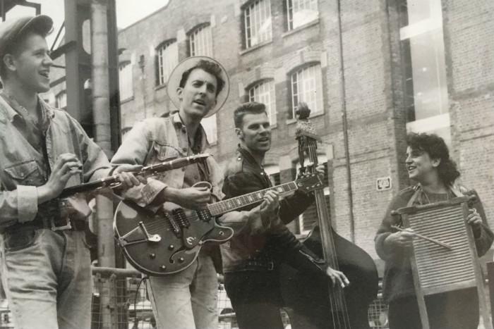 The Railtown Bottlers, featuring Mark Kermode.