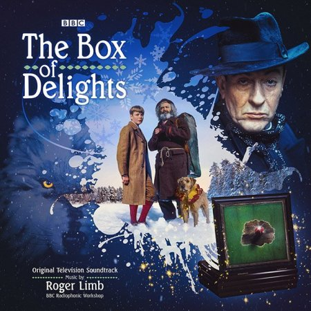 The Box Of Delights by Roger Limb and the BBC Radiophonic Workshop - Soundtrack CD from Silva Screen.