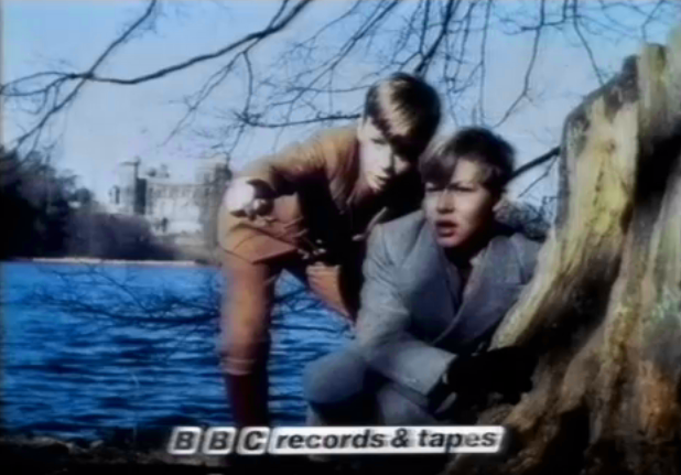 BBC promo for BBC Records And Tapes' The Box Of Delights theme single.