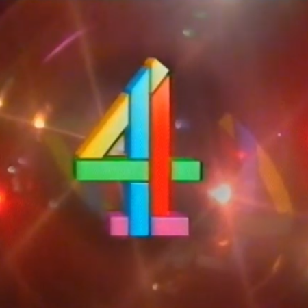 Channel 4 at Christmas, as discussed by Tim Worthington and writer and musician Garreth F. Hirons in Looks Unfamiliar.