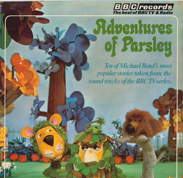 Adventures Of Parsley, BBC Records And Tapes RBT18.