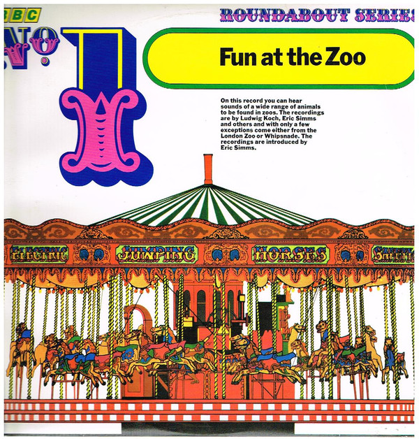 Fun At The Zoo, BBC Records And Tapes RBT1.