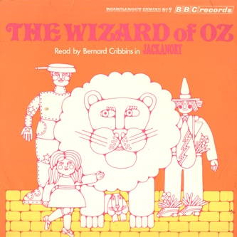 Jasckanory - The Wizard Of Oz, BBC Records And Tapes RBT7.