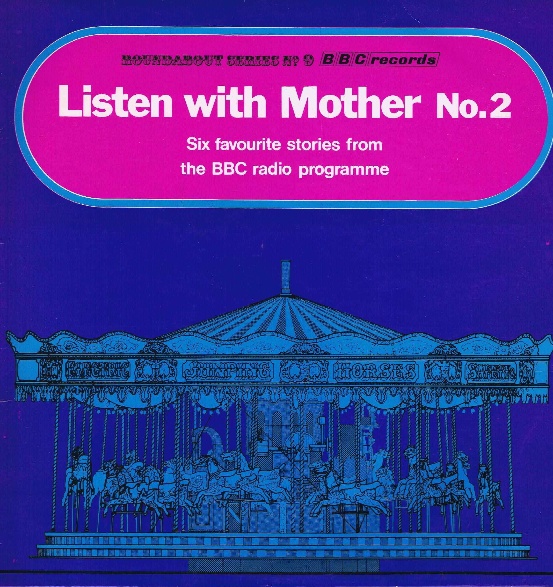Listen With Mother No.2, BBC Records And Tapes RBT9.