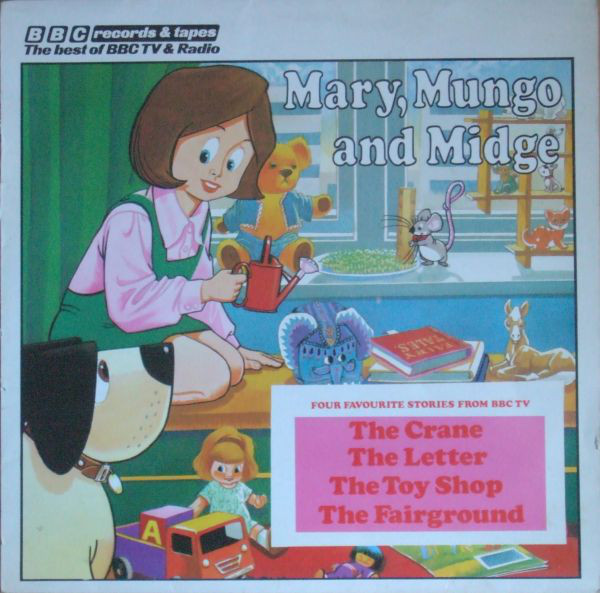 Mary, Mungo And Midge, BBC Records And Tapes RBT16.