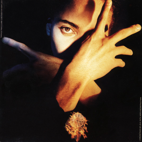 Neither Fish Nor Flesh by Terence Trent D'Arby (Columbia, 1989) - listen to Justin Lewis and Tim Worthington talking about it in Looks Unfamiliar.
