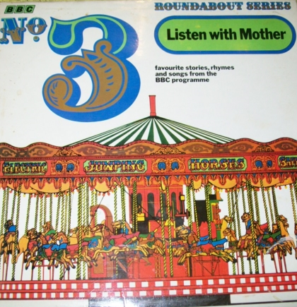 Listen With Mother, BBC Records And Tapes RBT3.