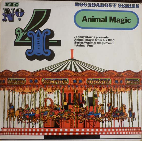 Animal Magic, BBC Records And Tapes RBT4.