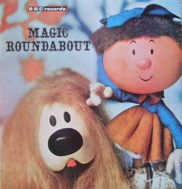 Magic Roundabout, BBC Records And Tapes RBT8.