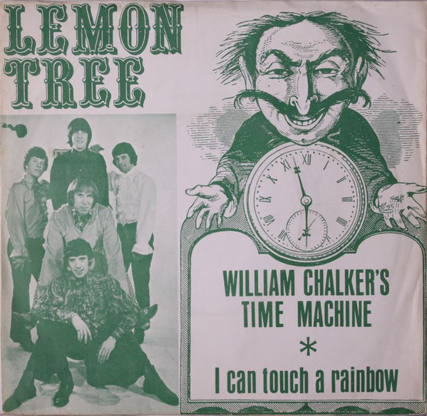 William Chalker's Time Machine by The Lemon Tree.