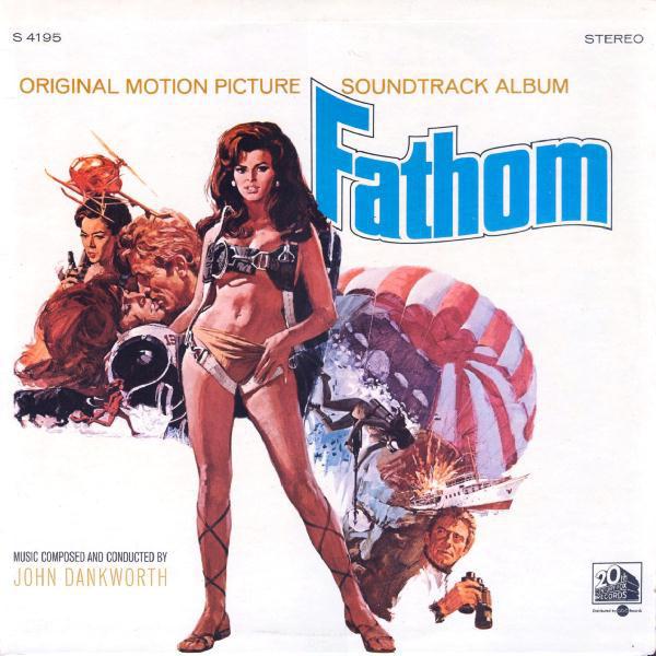 Fathom by Johnny Dankworth.