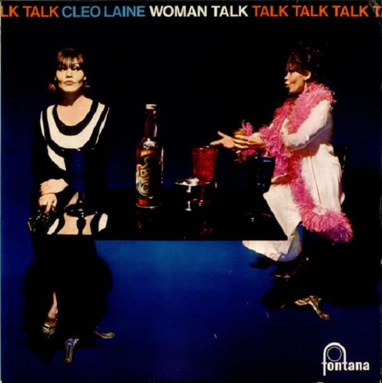 Woman Talk by Cleo Laine.