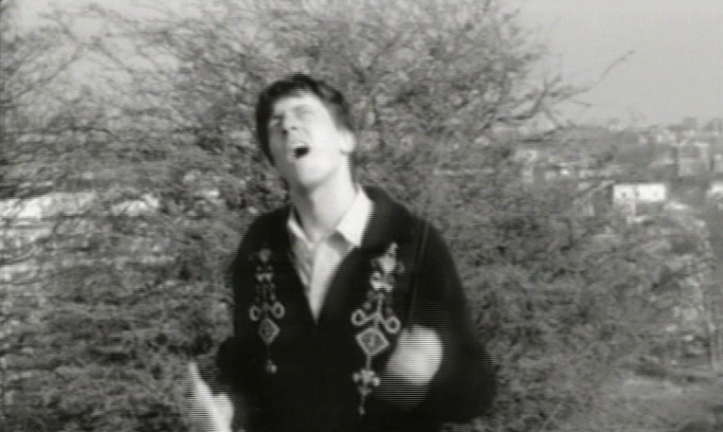 Graham Coxon in the promo video for For Tomorrow by Blur.