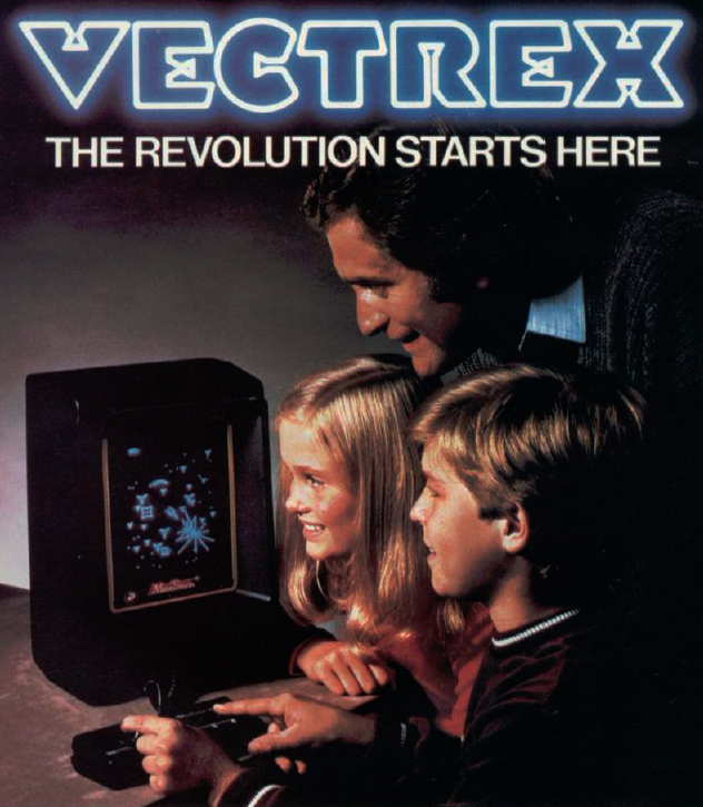 The Vectrex Arcade System - listen to Paul Putner and Tim Worthington talking about it in Looks Unfamiliar.