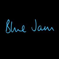 E Arth Welcome... In Blue Jam