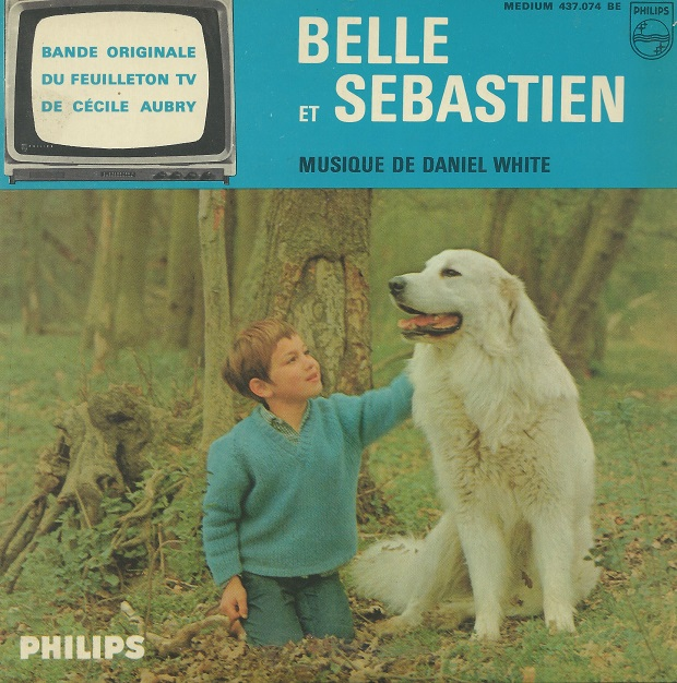 Belle Et Sebastien theme single by Daniel White.