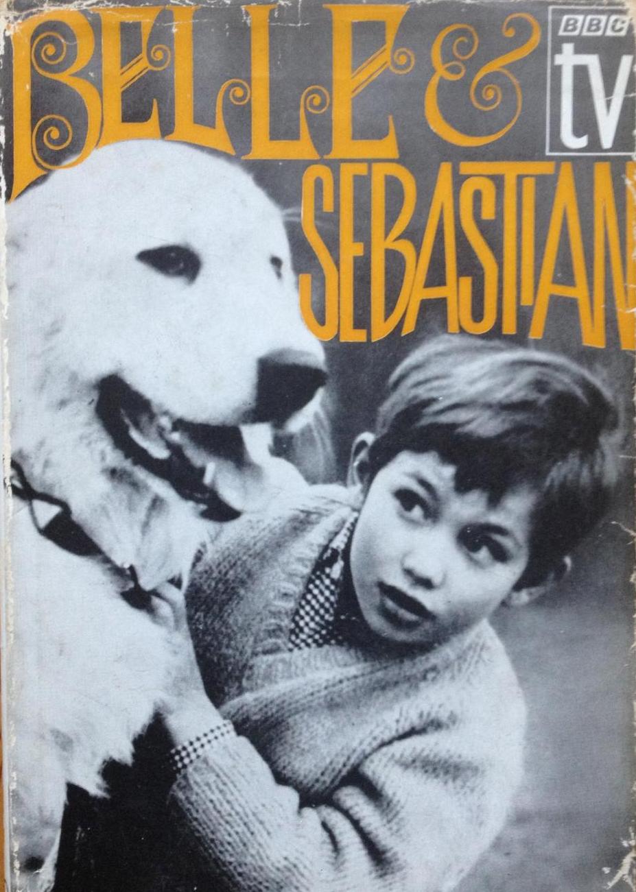 Belle And Sebastian by Peggy Miller (BBC Books, 1967).
