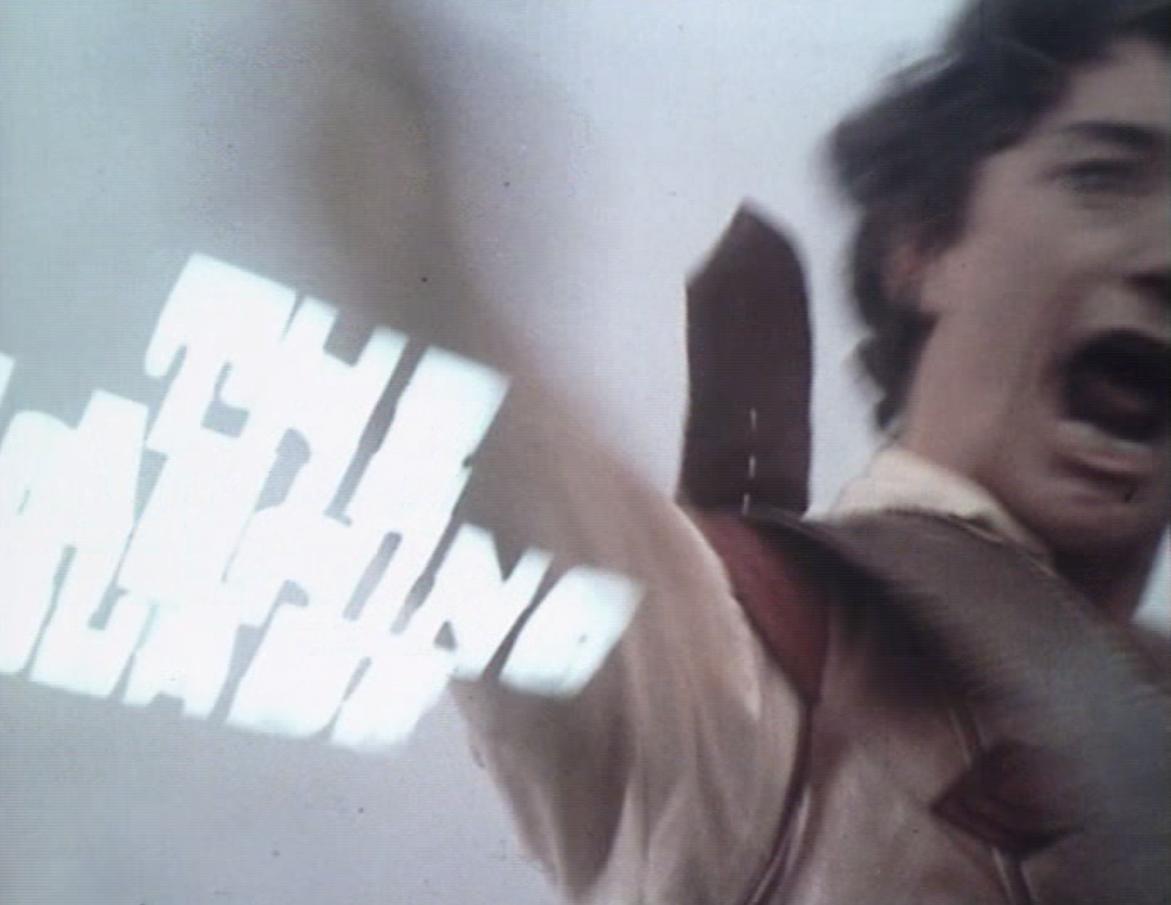 The Flashing Blade (ORTF/BBC, 1967).