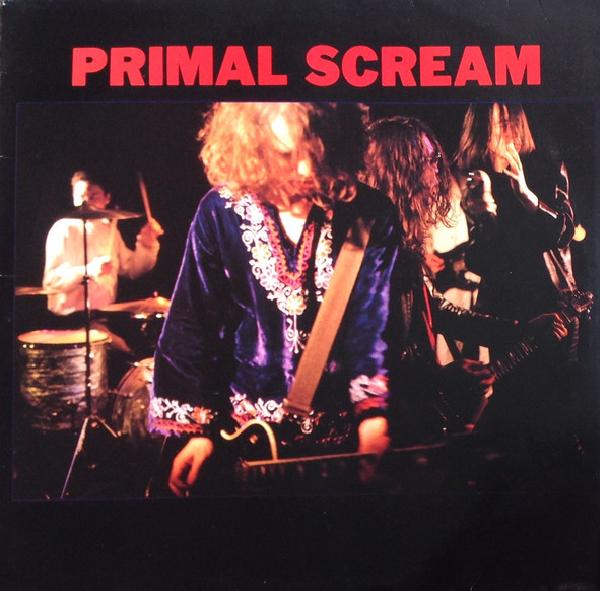 Primal Scream (1989) by Primal Scream.