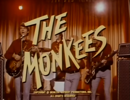 The Monkess, as discussed by Tim Worthington and Neil Perryman in Looks Unfamiliar.