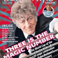 Doctor Who Magazine #540