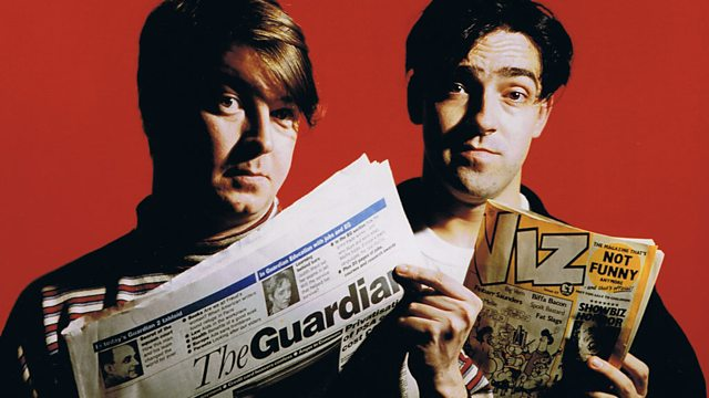 Collins And Maconie's Hit Parade (BBC Radio 1, 1994-97)