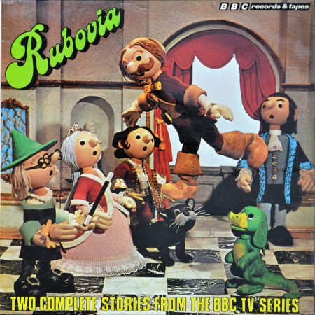 Rubovia (BBC Records And Tapes, 1976)