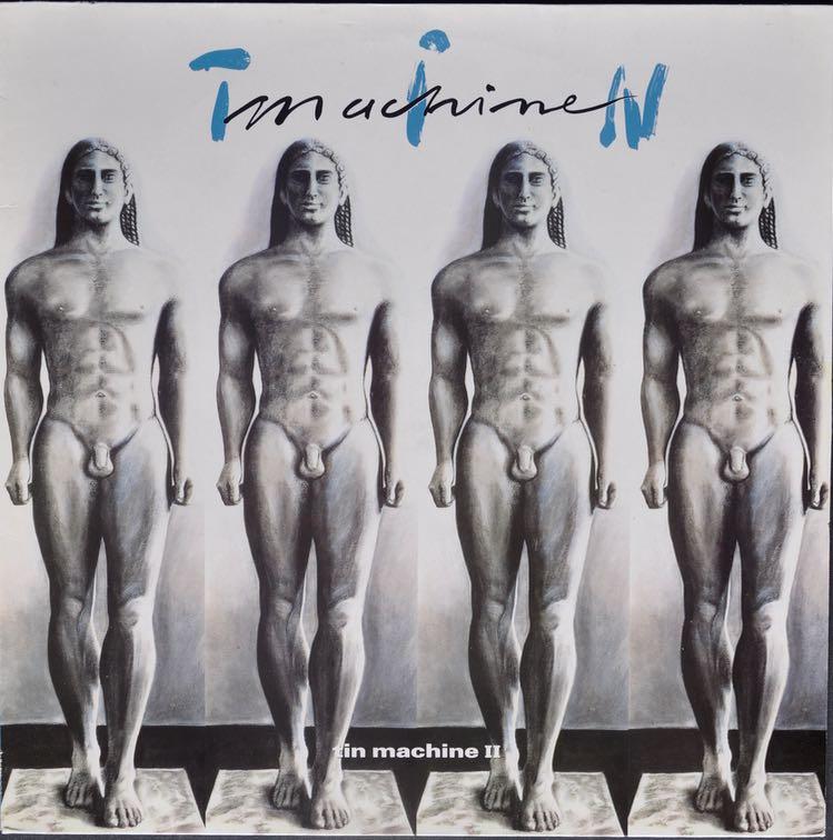Tin Machine II by Tin Machine (JVC, 1991).